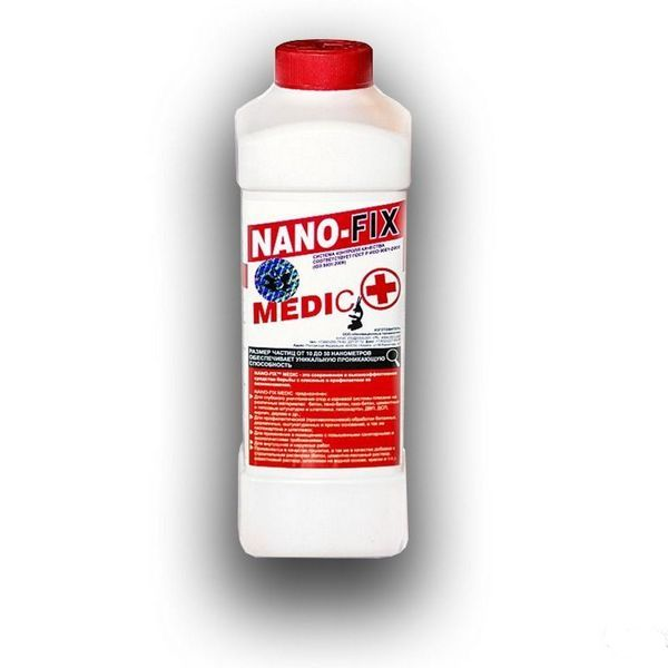 Средство против плесени и бактерий NANO-FIX MEDIC