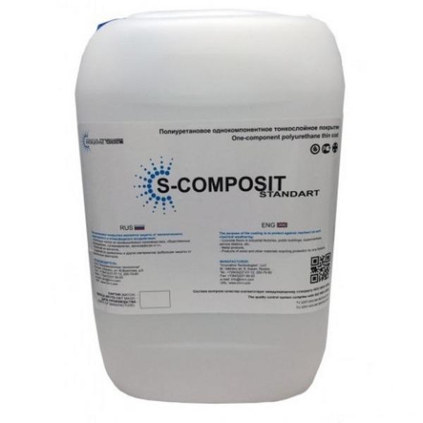 Эффективное защитное покрытие S-COMPOSIT